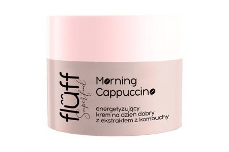 krem na dzień Morning Cappuccino marki Fluff
