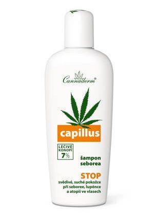 konopny szampon